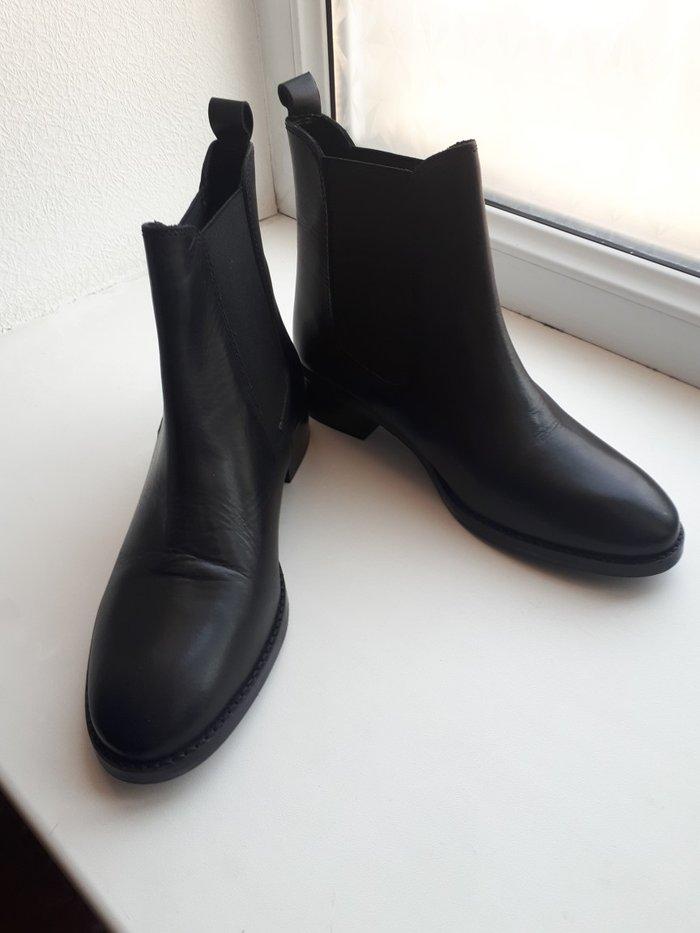 Ботинки демисезонные. размер 37. на узкую ногу. заказывали в asos. тор в Бишкек