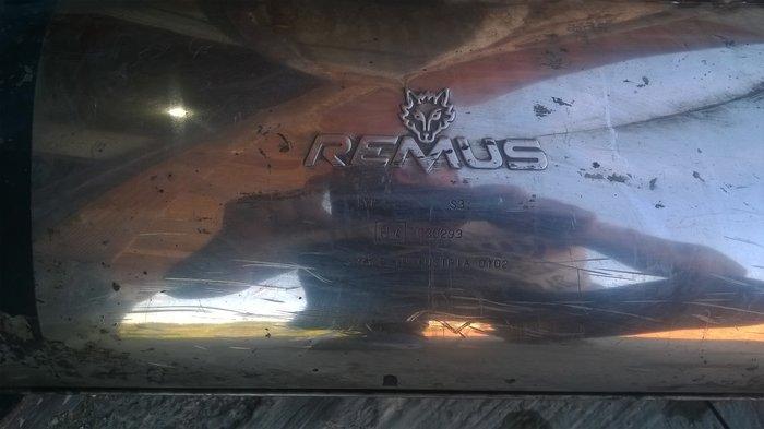 Auspuh za golf3 REMUS - Beograd