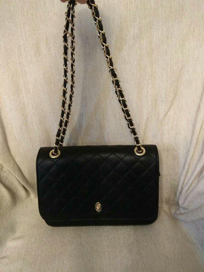 Τσάντα μικρού μεγέθους,την κρατάς με δύο τρόπους,στον ώμο ή στο χέρι