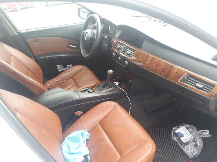 BMW 530 2007. Photo 4