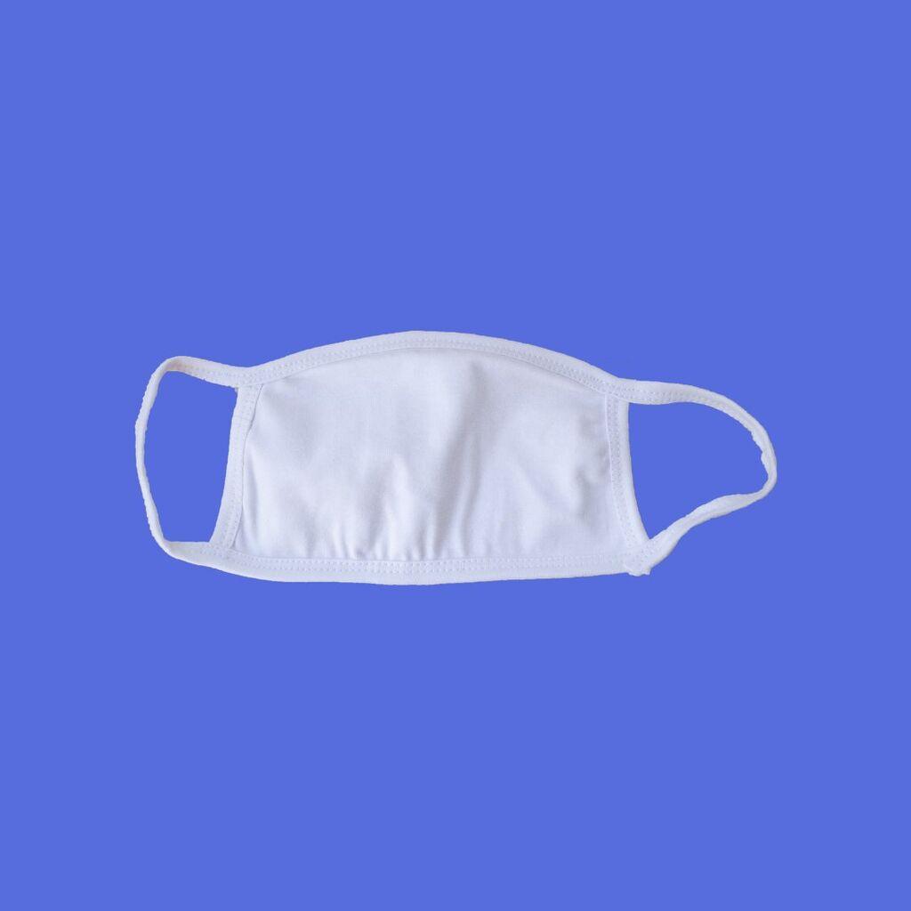 МАСКИ Двухслойные хлопковые Оптом в пачке 10 штук Цена: 120 сом