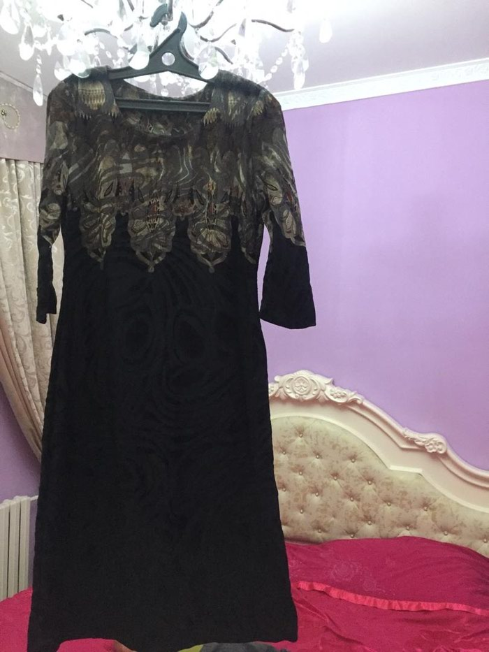e3fb30f72a7b11a Платье турция одевала один раз размер42 за 399 KGS в Бишкеке: Платья ...
