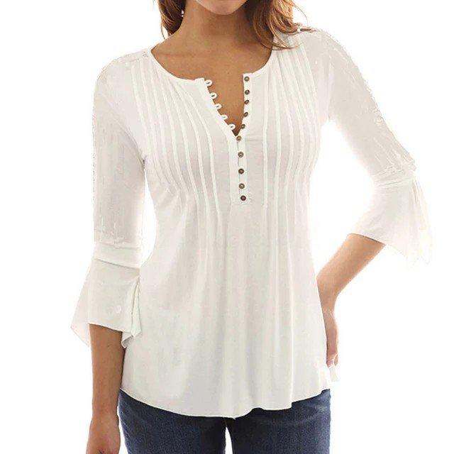 Γυναικείο shirts καινούργια σε τρία χρώματα και όλα τα μεγέθοι. Photo 0