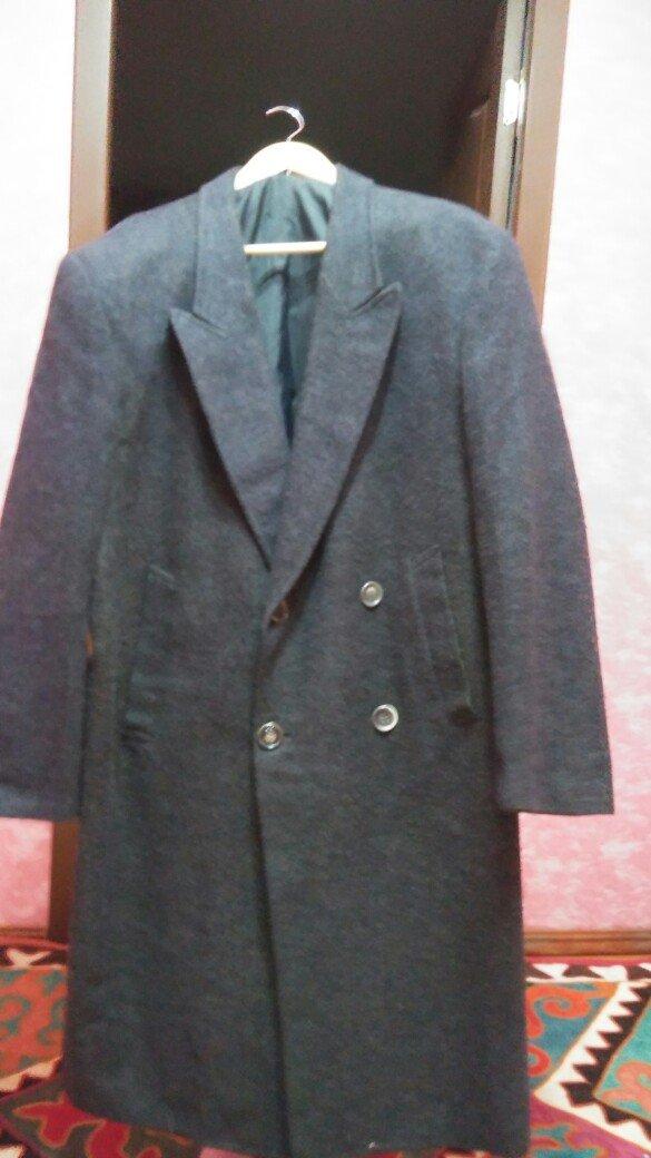 мужские пальто из кашемира. размер 52-54 в Бишкек