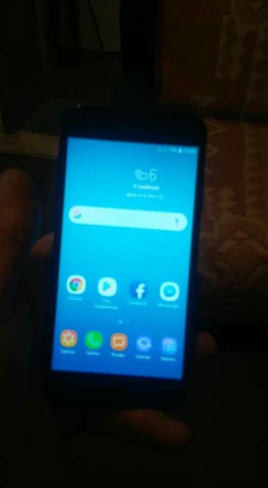 Samsung j3 2017 u odlicnom stanju vrlo malo koriscen na njemu sve radi в Душанбе