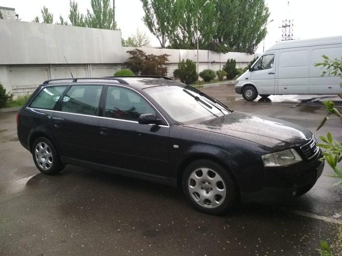 Audi A6 2000. Photo 1