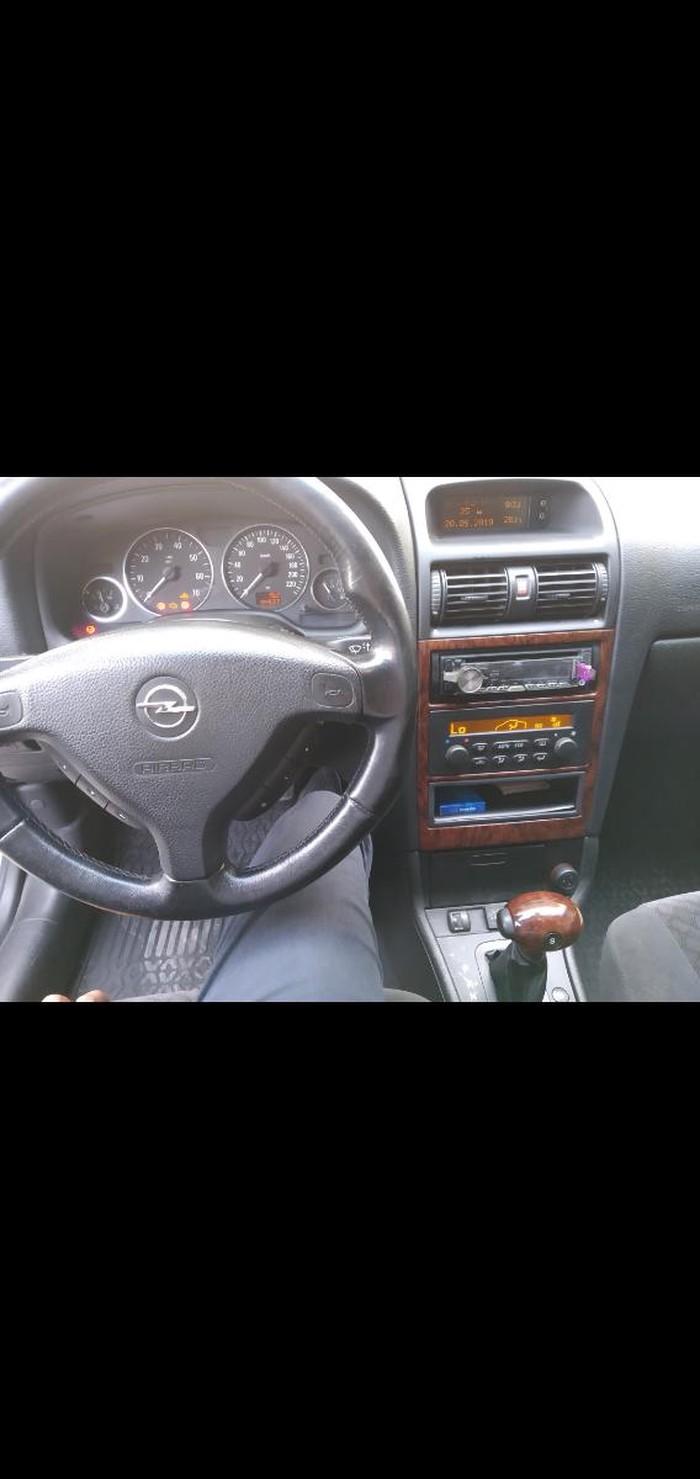 Opel Astra 2004. Photo 4