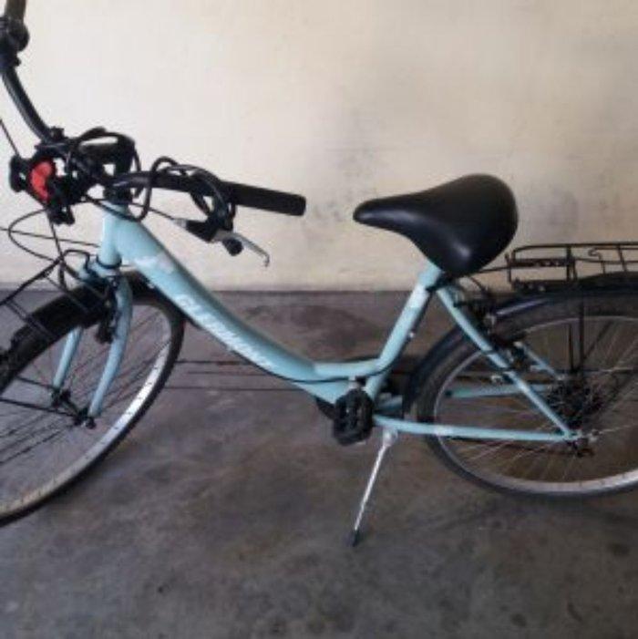 Ποδηλατο γυναικειο πολης χωρις. Photo 0