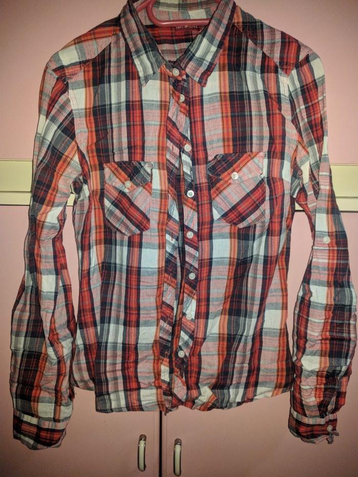 Teranova karirana košulja veličina L. - Leskovac