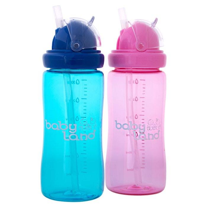 Соломеная бутылка для детей Обладают жизнерадостными и разнообразными красками, пригодными для питья различных жидкостей, с легкостью пропускают систему против капель, без BPA