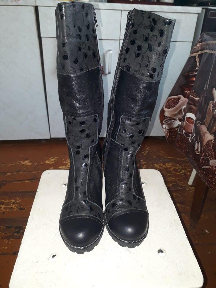 3bcf65cd6 Продаю новые женские кожаные зимние сапоги, размер 36. Торг уместен ...