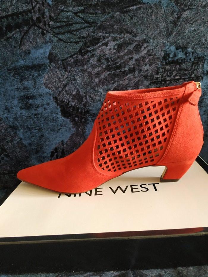 Женская обувь, натуральная замша,37 размер,США,Nine West в Бишкек ed0715de2df