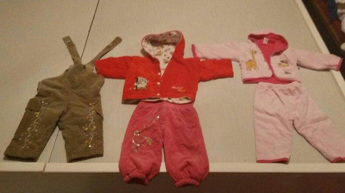 Вещи детские ,норм. состоянии,детям до 1года. Photo 0