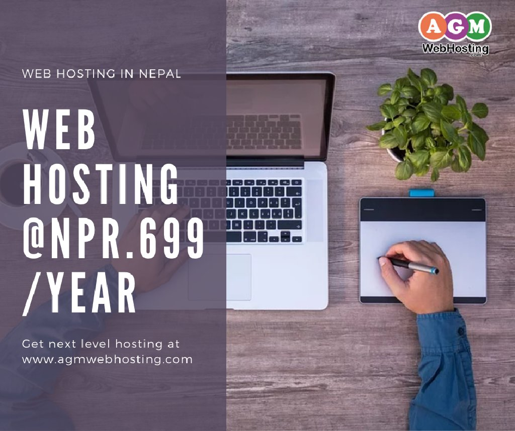Best Web Hosting in Nepal - Cheap Linux Web Hosting(AGM Web Hosting)