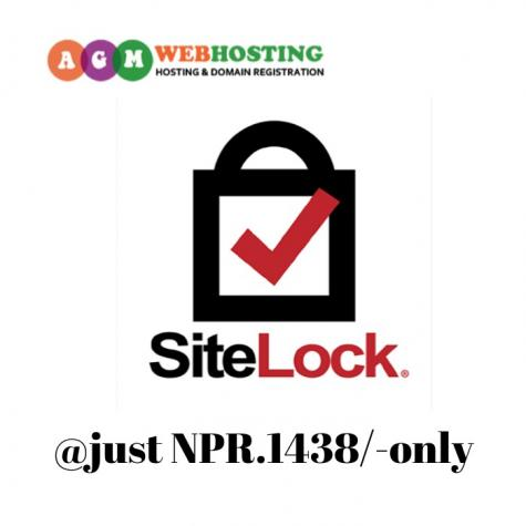 "Get fabulous offer on ""Site Lock Malware Detector-by nepal AGM Web Hosting"
