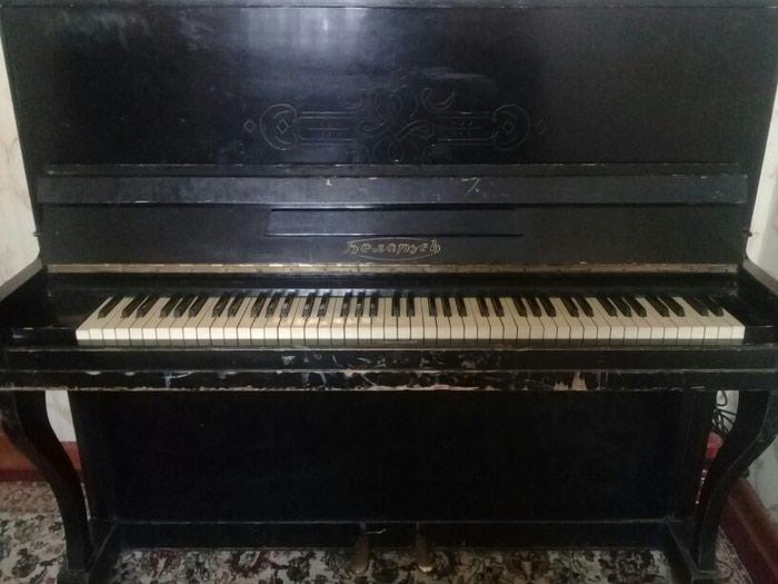 Фортепиано беларусь продам 1000сом !с настройкой в хорошом состоянии.. Photo 0