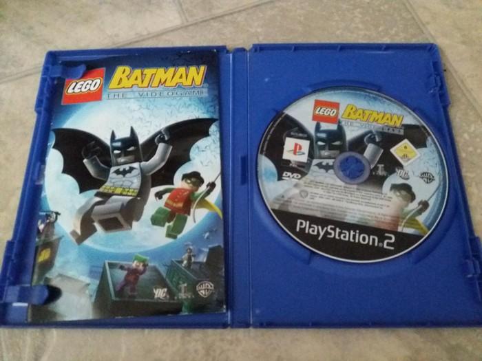 Lego batman για ps2 στην καλυτερη κατασταση. Photo 1
