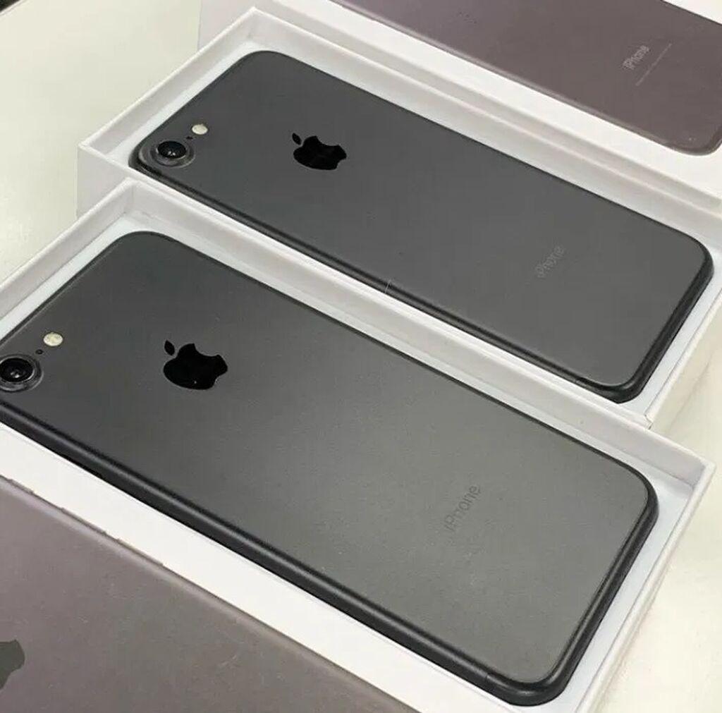 Новый iPhone 7 32 ГБ Черный: Новый iPhone 7 32 ГБ Черный