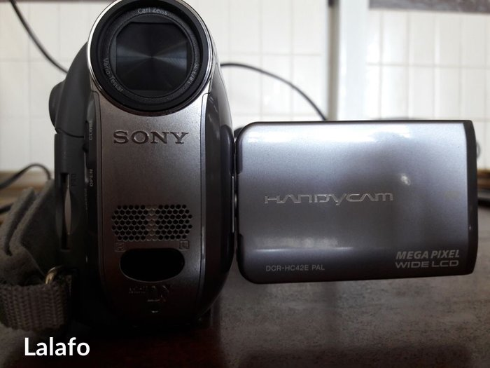 Bakı şəhərində Videokamera. Olculeri 12*7*4. Sm. Made in japan. Mini kassetle ve