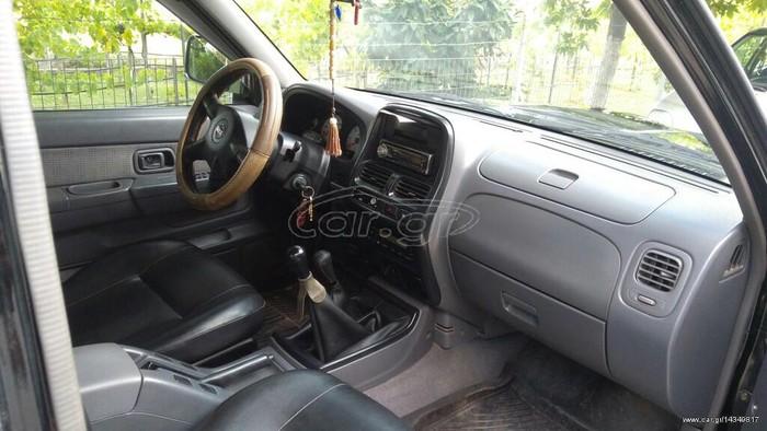 Nissan Navara 2003. Photo 4