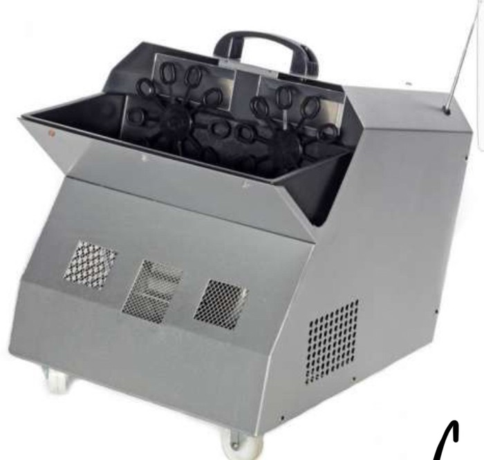 Продажа генератор снега, мыльных пузырей и дыма, тяжелый дым аппарат.. Photo 5