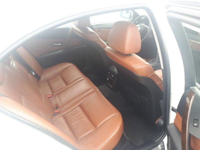 BMW 530 2007. Photo 6