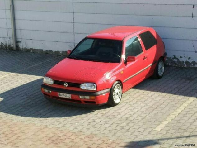 Volkswagen Golf 1996 σε Σκύδρα