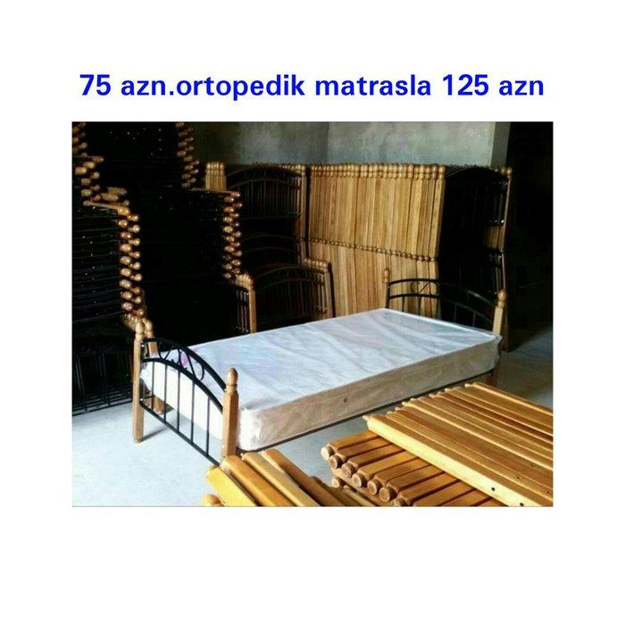 Bakı şəhərində RRMebel fabrikinin istehsali iki mərtəbə çarpayilar.Fabrik