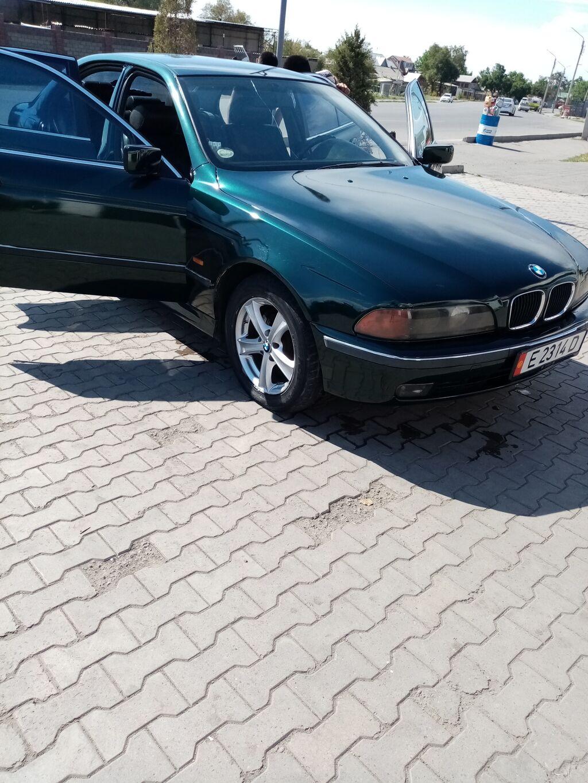 BMW 520 2 л. 1998 | 309500 км: BMW 520 2 л. 1998 | 309500 км