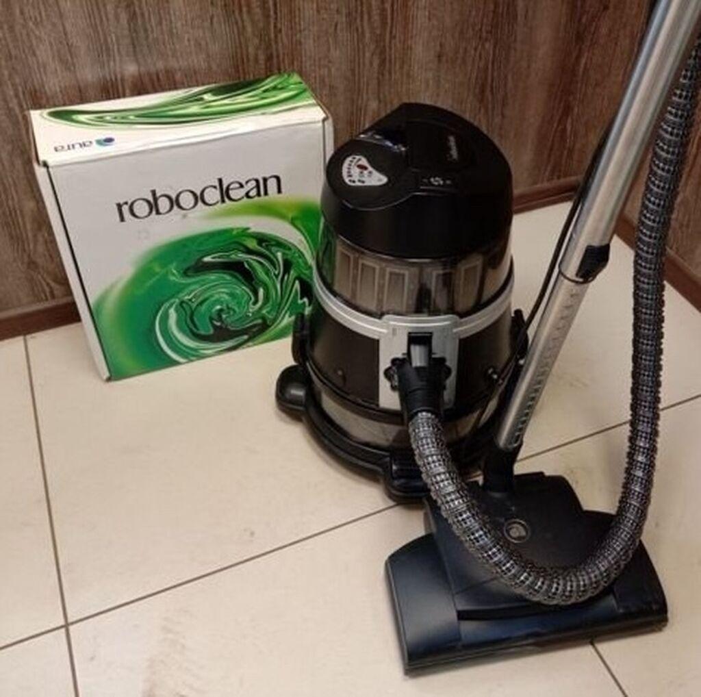 Продается пылесос Aura Roboclean, в отличном, рабочем состоянии: Продается пылесос Aura Roboclean, в отличном, рабочем состоянии.