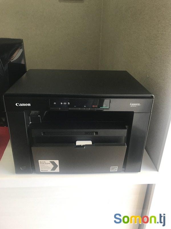 Сканер+Принтер новый не использован в Душанбе