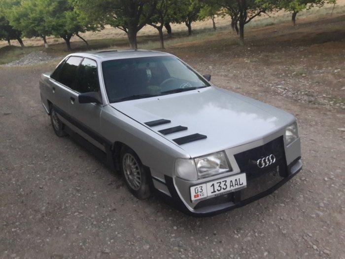 Audi 100 1989. Photo 0
