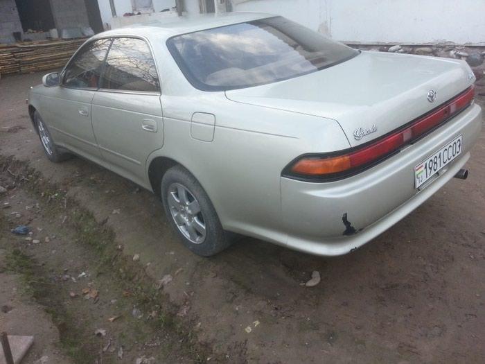 Toyota Mark II 1993. Photo 0