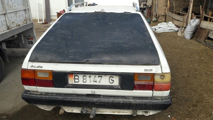 Audi 100 1989. Photo 3