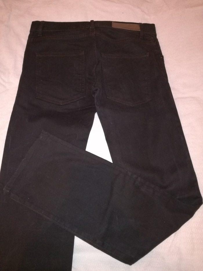 Zara muske farmerke,par puta nosene kao nove,ravne nogavice. Photo 1