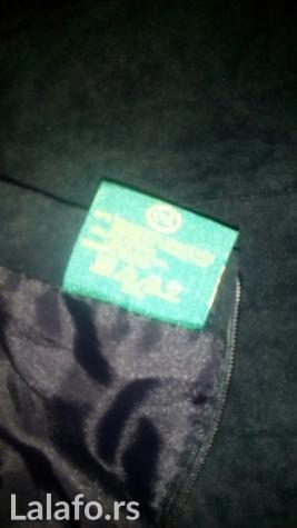 C&a plisirana crna suknja (sa postavom) vel. 40. L, duzina 70cm,. Photo 2