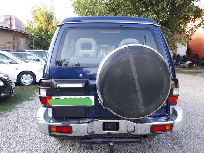 Mitsubishi Pajero 1999. Photo 3
