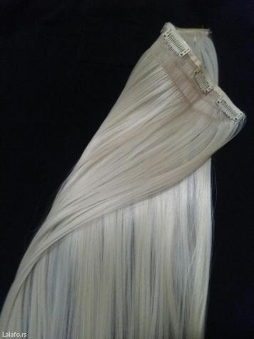Umetak za kosu na klipse
