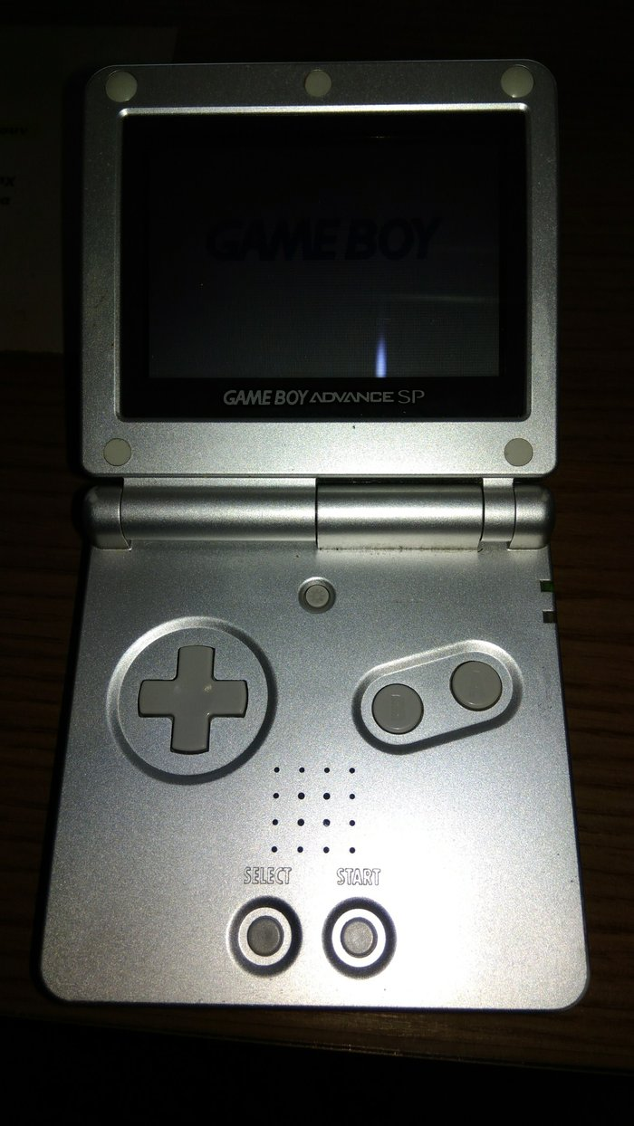 Game boy advance sp σε Αθήνα