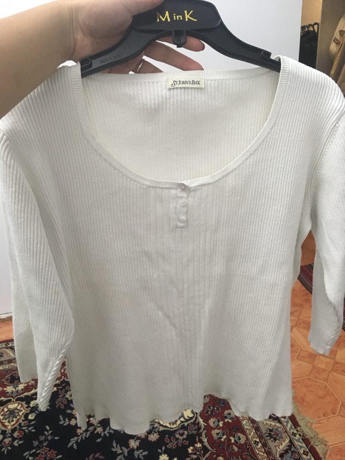 Кофта женская 48-50 размер шерсть б/у в хорошем состоянии. Photo 0