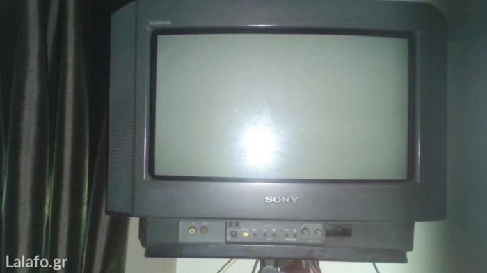 Πωλειται Τηλεόραση sony 29ls 60e ασημι μαζι σε Αθήνα