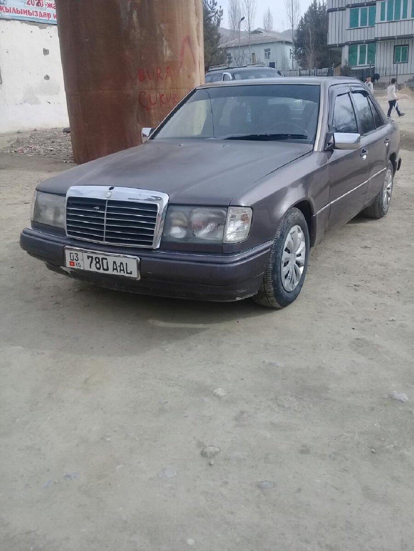 Mercedes-Benz W124 1991
