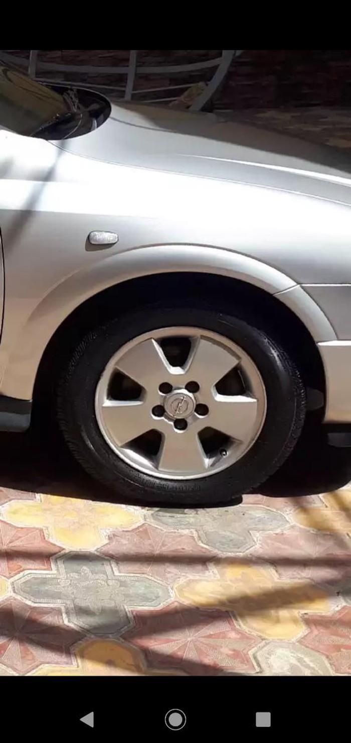 Opel Astra 2004. Photo 6
