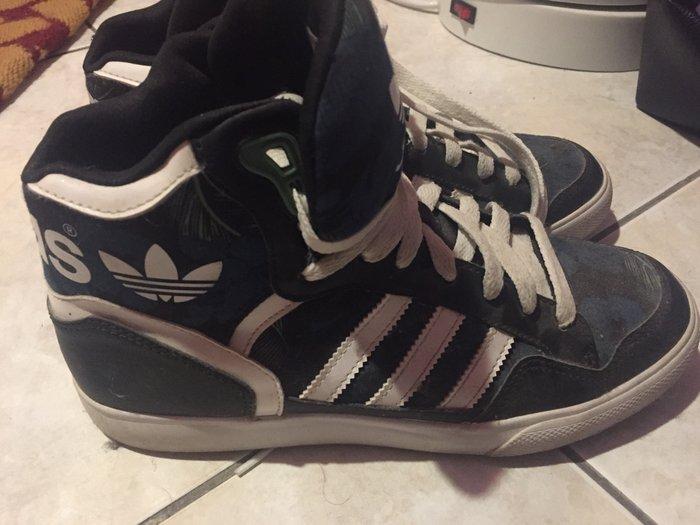 Adidas παπουτσια φορεμενα 1 φορα νουμερο 38 1/2 . Photo 1