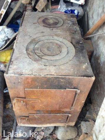 Б. у. отопительная печь на углях, топили раньше частный дом. в Бишкек