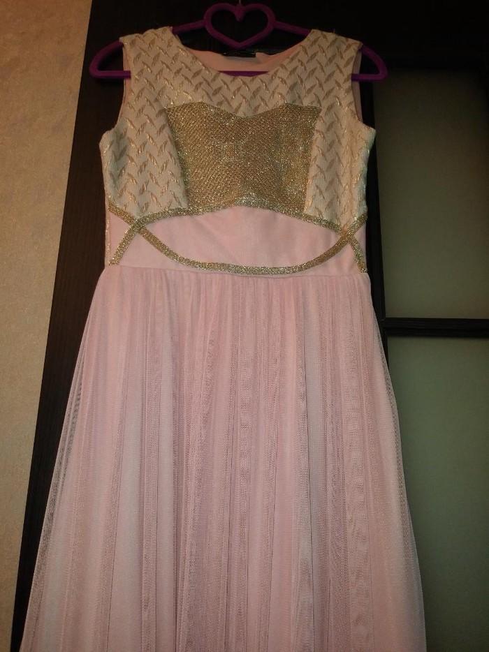 Платье, 1 раз одевала. размер S-M. . Photo 2