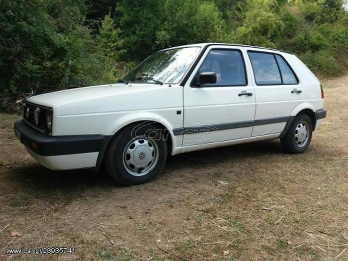 Volkswagen Golf 1990. Photo 2