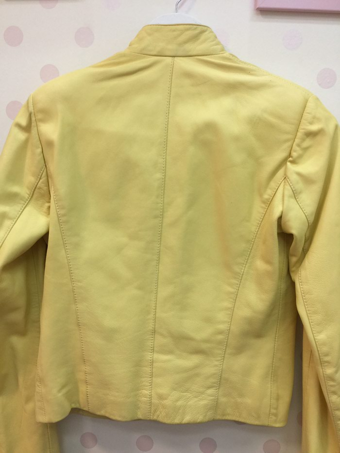 Kozna jakna 38 velicina.Odlicno stanje. Photo 1