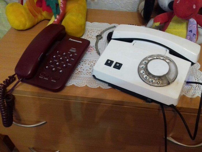 Телефонные аппараты  в рабочем, отличном состоянии..  или меняю. Photo 1