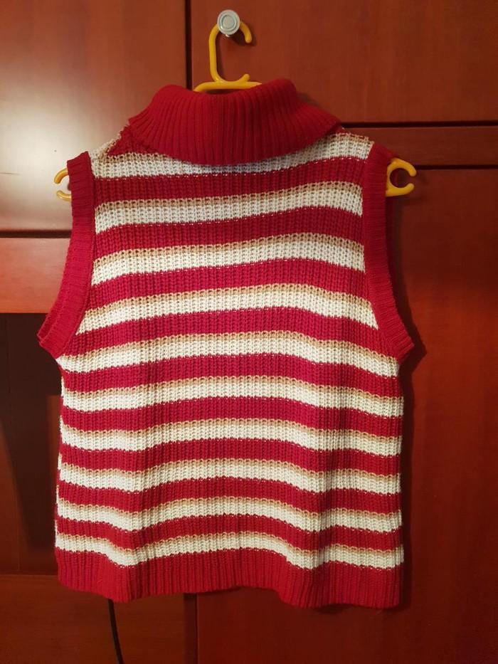 Γυναικεία μάλλινη ζιβάγκο μπλούζα. Photo 0